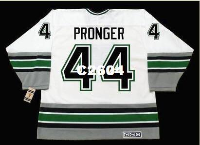 5310a3368b7 2019 Men #44 CHRIS PRONGER Hartford Whalers 1993 CCM Vintage RETRO Home Hockey  Jersey Or Custom Any Name Or Number Retro Jersey From C2604, $20.11 |  DHgate.