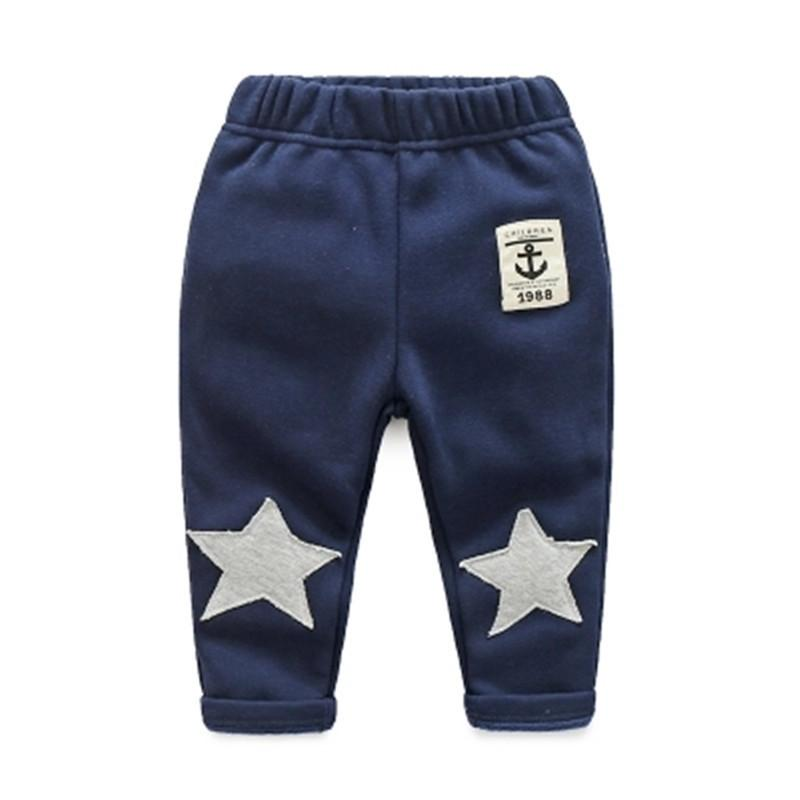 cf49d53f68ab Good Quality 2018 Winter Boys Pants Leggings for Boys Clothes Children  Cotton Pants Warm Thick Fleece Pants Clothing Bebe Trousers Online with   39.36 Piece ...