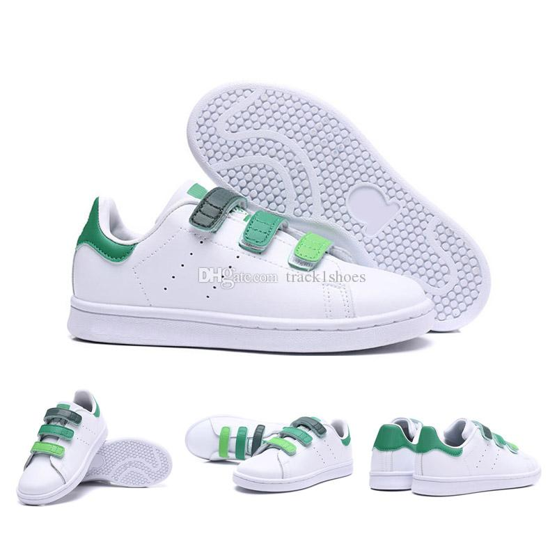 new product b92d6 e90e9 New kids superstar boys girls shoe For baby parent child children stan  smith samba trainers sneaker outdoor shoes