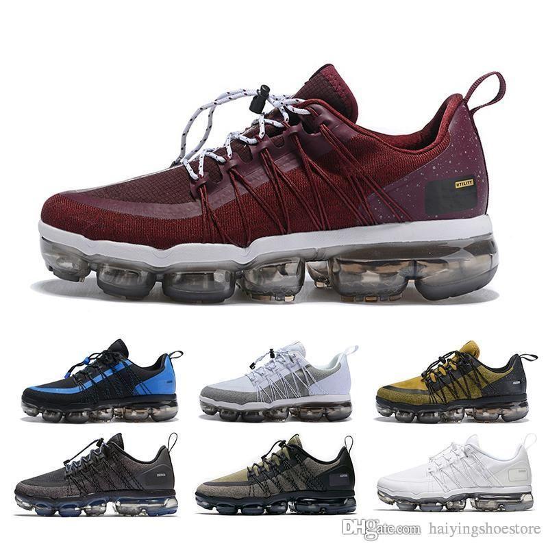2019 Run Utility FK 2.0 para hombre zapatos casuales zapatillas de deporte de diseño superstar al aire libre Senderismo Jogging Athletic Mujer Zapatos