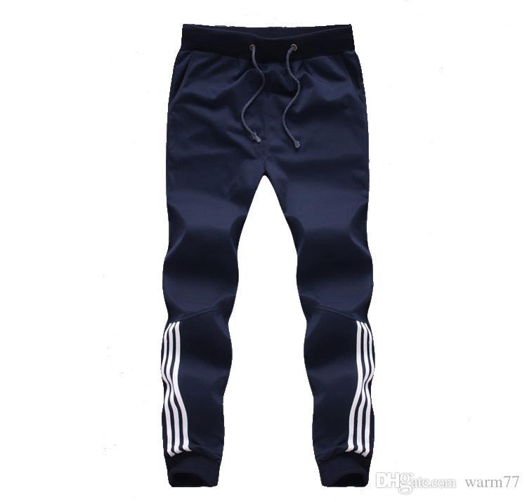 Aktiv 2018 Männer Casual Jogginghose Elastische Taille Marke Kleidung Mens Joggers Hosen Hip-hop-hose M 5xl Frühling Baumwolle Gerade Hosen Mutter & Kinder