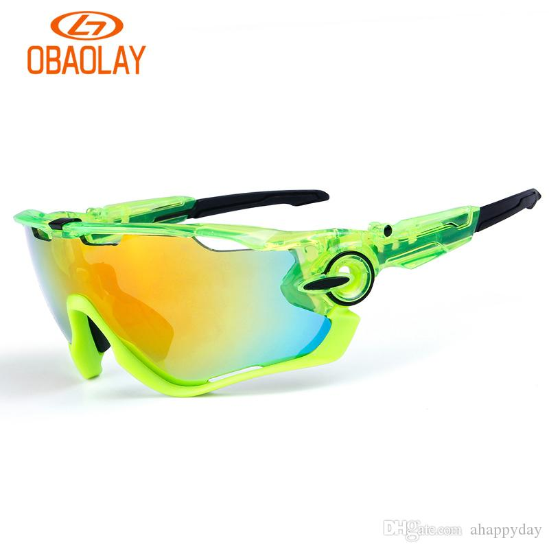 04c72df9de9 High Quality Brand Polarized Sunglasses 3 Lenses Sun Glasses For Mens Womens  Gafas Sport Cycling Bicycle Running Mens Eyewear With Box Sunglasses  Sunglasses ...