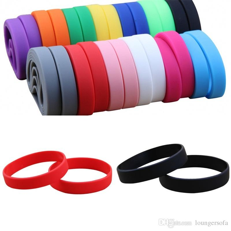 Silicone Energy Power Bracelet Novelty Mult color Outdoor Wear Bangle Fashion Designer Wristband Multi Size 2bl ZZ