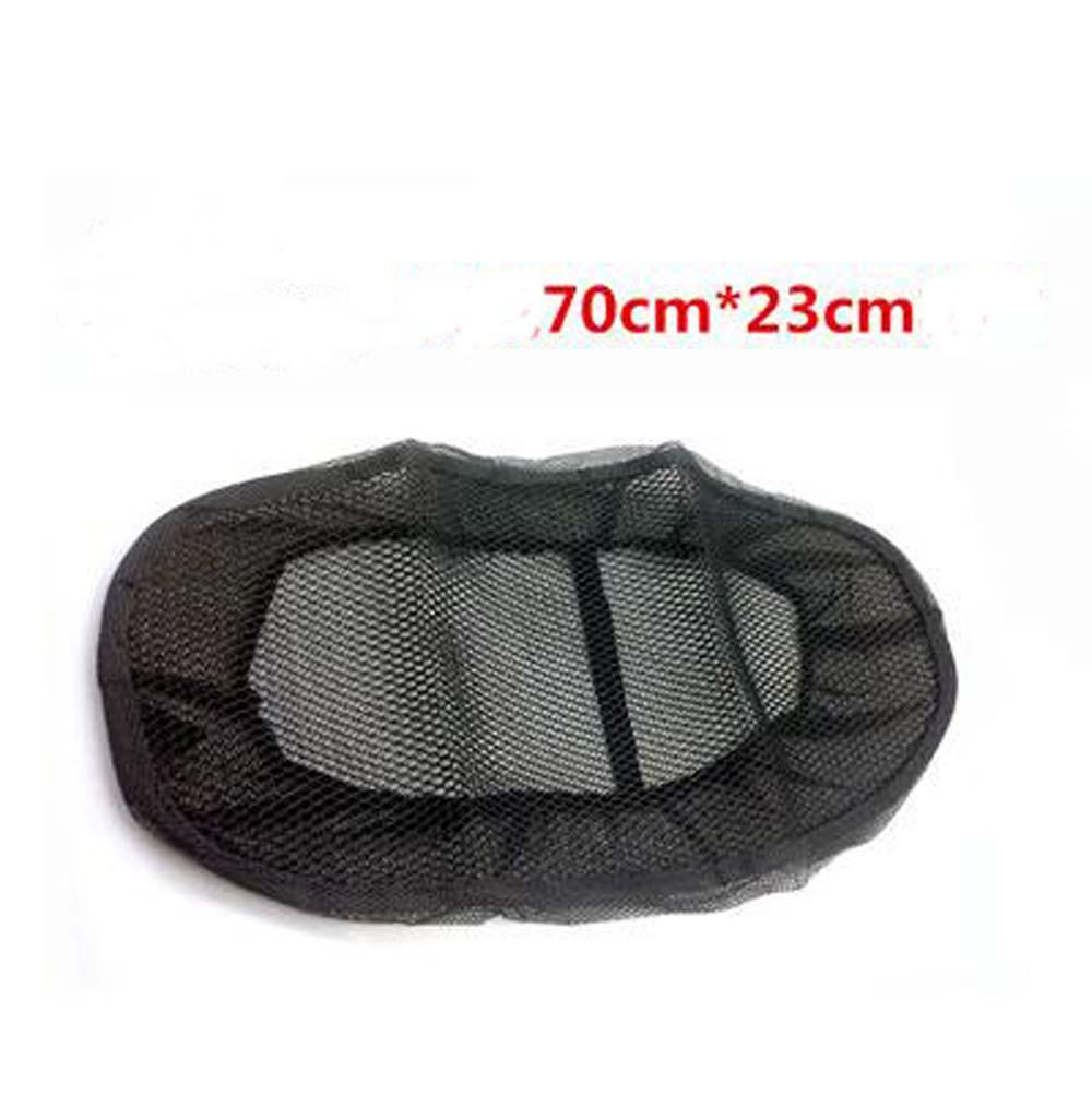 Electric Vehicle E-bike Sunscreen Pad Cushion Cover Motorcycle Scooter  Cushion Cover Waterproof Sunscreen Breathable 70*23cm
