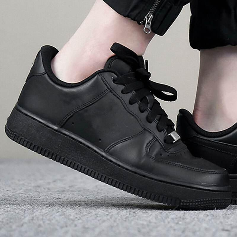 2019 Fashion Casual Shoes Cheap Online Sale Classic Dunk Women Men Shoe Black White Skateboarding Sneakers 36-45 Free Shipping