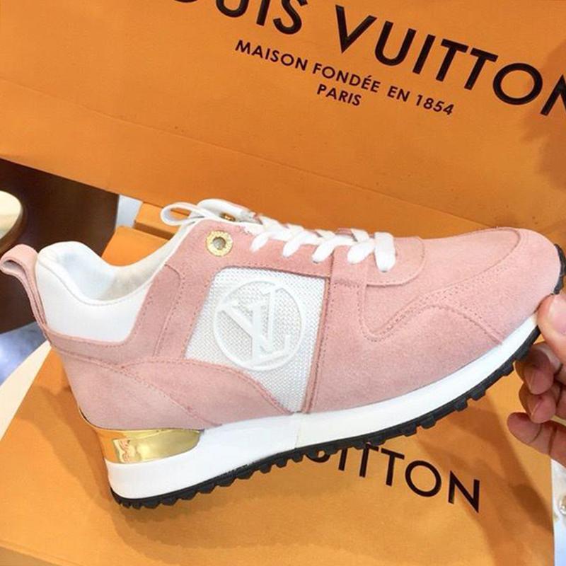 08dcbfdd16f Compre Zapatos De Mujer Zapatillas De Deporte Zapatos De Mujer Zapatos De  Dama Chaussures Casual Femme Venta Caliente Deportes Con Caja Original  Zapatos De ...