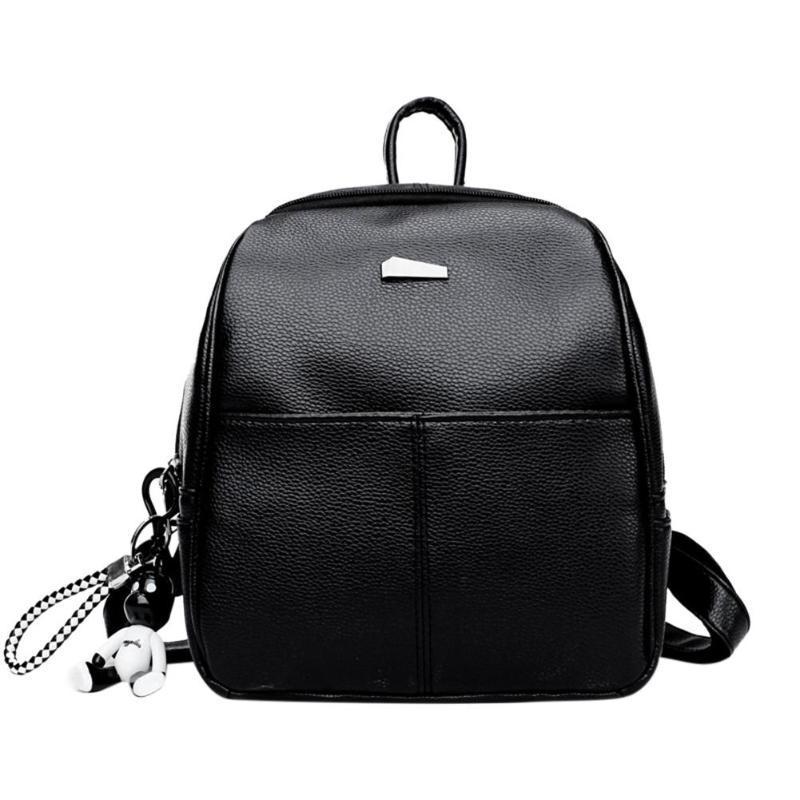 Women S Bags PU Leather Backpack Children Shcool Backpack Mini Ladies Cute  Backpacks For Teenage Girls Small Bagpack Cool Backpacks Travel Backpack  From ... 7b9b6c041dc53