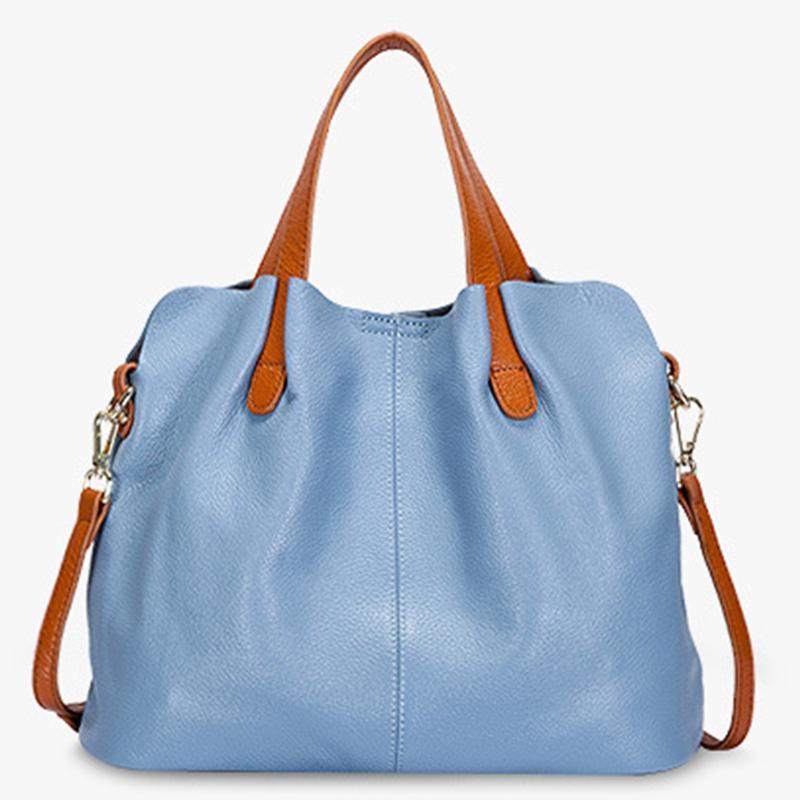 4bdf36654e3 Luxury Women Bag Women s Leather Bags Brands Famous Designer Women s  Shoulder Bags Leather Bolsa Feminina Women Large Handbags