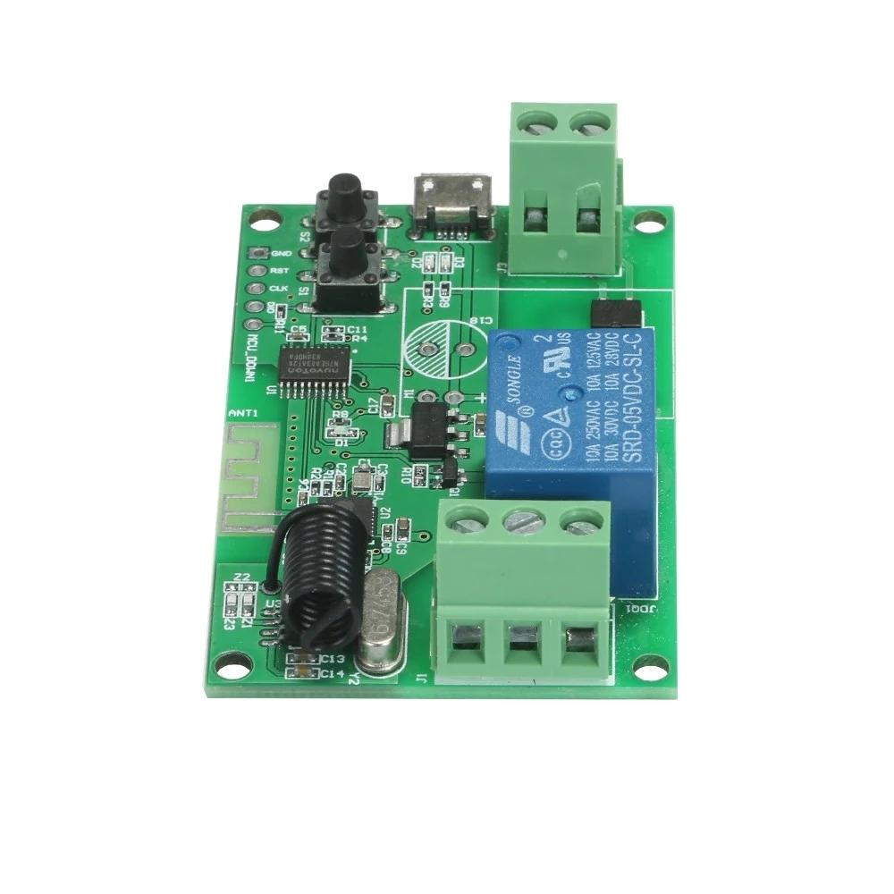 Wifi switch wireless Relay module Smart home Automation wifi Switch  Wireless Relay Module