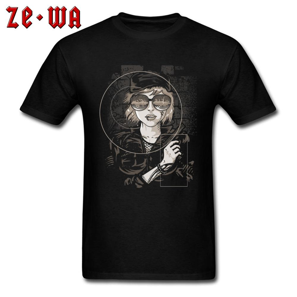 755e9faeb73 Dangerous Mind Woman T Shirt New Arrival Men s T-shirts Classic ...