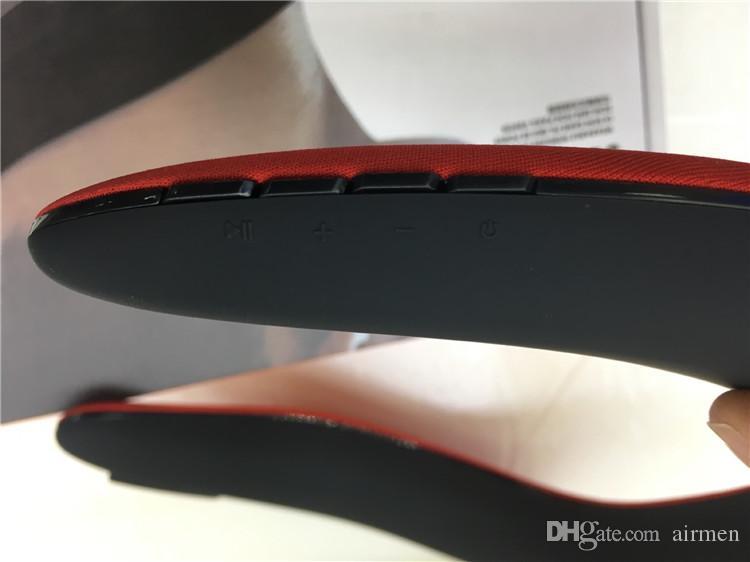 NUEVO ENGRANAJE DE SONIDO Mini Altavoces Bluetooth portátiles Inalámbrico Inteligente Manos libres Cuello Altavoz Subwoofer Big Power DHL FEDEX