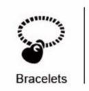 BAOPON 2019 Nueva Forma de Corazón Broche de Cadena de Serpiente Charm Bracelet Fit Pandora Pulseras Para Las Mujeres DIY Que Hace La Joyería