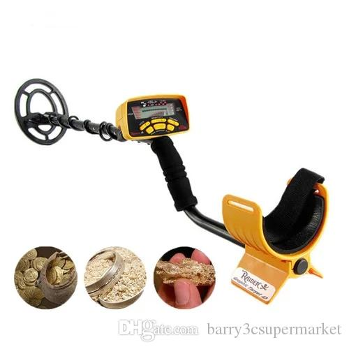 Md-6250 metal detector high performance underground metal detector detection mode md6250 three coin jewelry metal detection