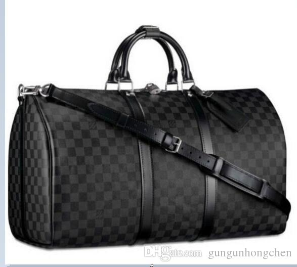 327845dba64 GUCCI Louis Vuitton new fashion men women travel bag duffle bag, luggage  handbags large capacity sport bag k1