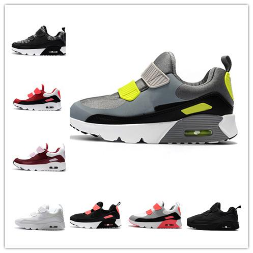 56890784238caf 2018 Hot Sale Kids Running Shoes Grey White Yellow 90 Infant ...