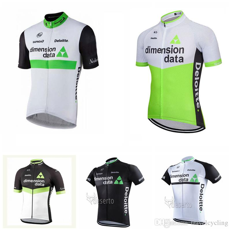 New DIMENSION DATA Pro Men Cycling Jersey Summer MTB Bike Wear Breathable  Quick Dry Racing Clothes Bicycle Clothing Maillot Ciclismo 122005Y Cycling  Bibs ... 651be23ac