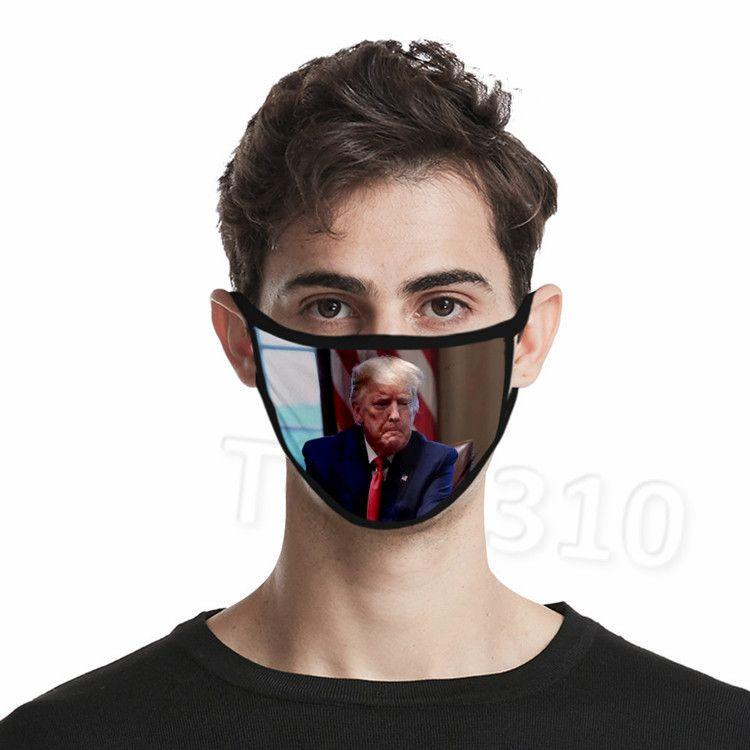 Donald 2020 Maks presidencial Trump Eleição Máscara Máscaras Adulto Crianças Moda Anti Poeira Designer 40style Máscara T2I51103
