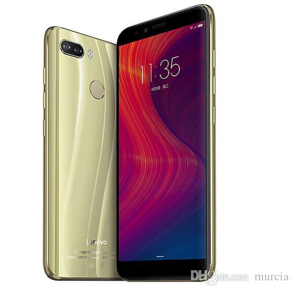 Originale Lenovo K5 Play 3GB 32GB 4G LTE Cell Phone 5.7 '' IPS Snapdragon MSM8937 OctaCore 13MP Fotocamera 3000mAh Global Cellphone