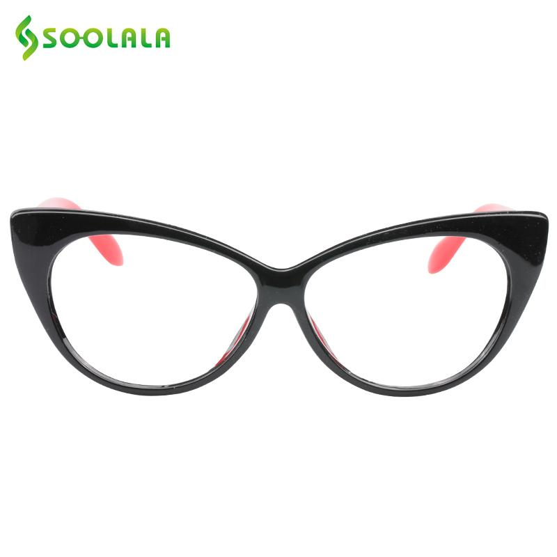 55da14e630f2 SOOLALA Cat Eye Reading Glasses Women Men Lightweight Presbyopic Reading  Glasses +0.5 0.75 1.0 1.25 1.5 1.75 2.0 2.5 3.0 3.5 4.0 C18122501 Best  Sunglasses ...