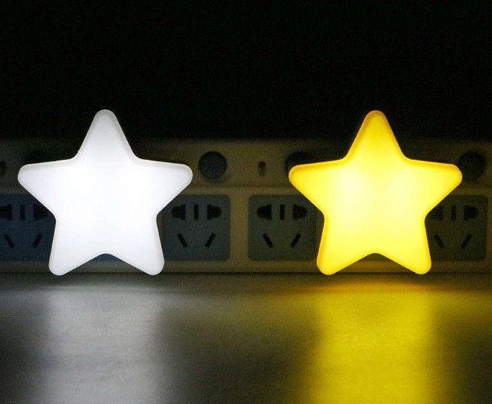 Acquista moderna luce a forma di stella applique a led led