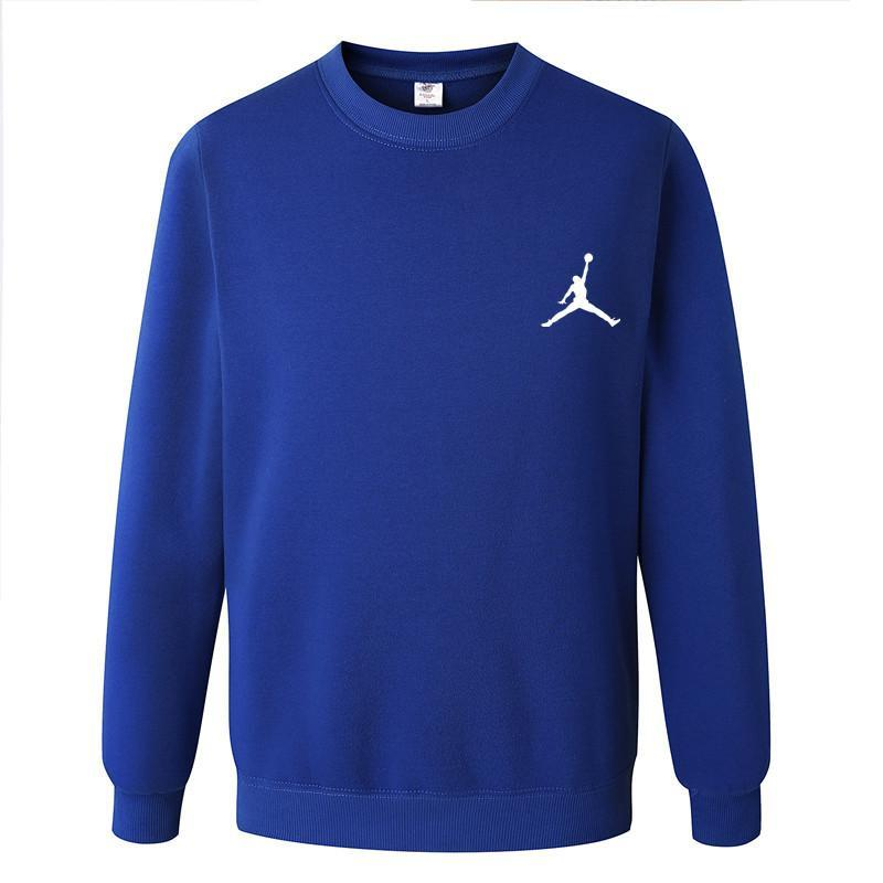 62e16dcc1db 2019 Men Tide Brand Classic Flying Man Print Pullover Basketball Motion  Pullover Fashion Round Neck Sweater Sell Like Hot Cakes Wholesale From  Gangjian