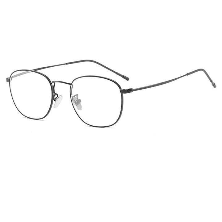 Anti Blue Lens Computer Eyewaer Glasses Metal Frame Rectangle Shape Fashion Design Free Shipping Optical Frame R932
