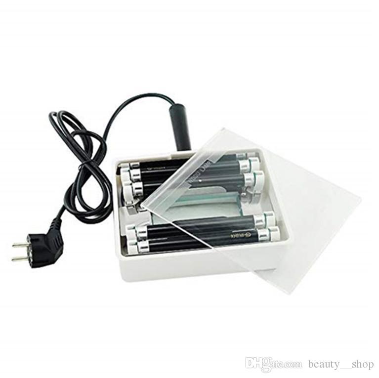 Analisador de madeira portátil do varredor da pele da máquina da análise da pele da luz UV da lâmpada para a condição da pele Uso Home do tratamento facial
