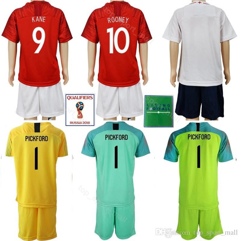 a71ece594 2019 2018 World Cup 20 Dele Alli Youth Jersey UK Set Soccer Kids CAHILL  YOUNG Football Shirt Kits Uniform HENDERSON LINGARD VARDY Red White From ...