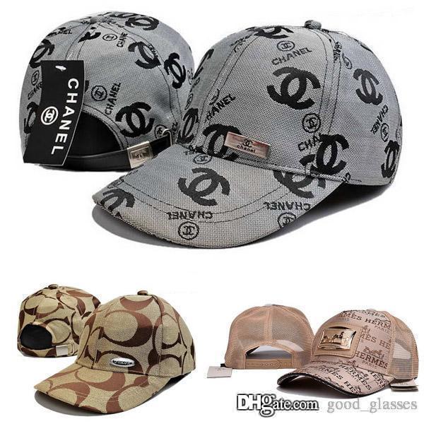 2128903c4fd6 Fashion Men Women Snapback Cap Brand Designer Luxury Sports C Hats Baseball  Caps Hip Hop Leather G Snap Back Cool Pattern Online Sale 47 Brand Hats  Vintage ...