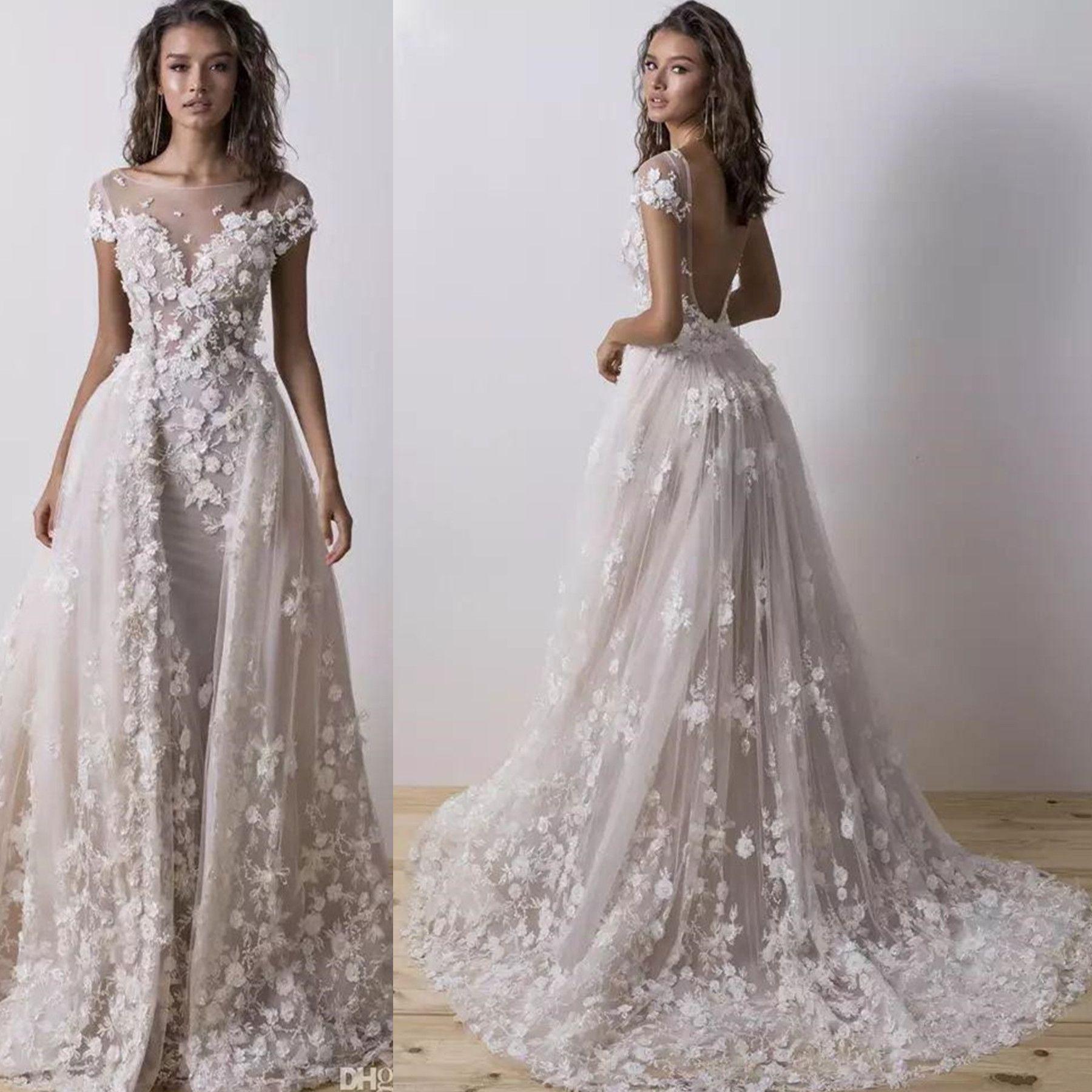 5cd8b9b9a7 Cheap Lebanon Wedding Dress Discount Rhinestone Sequin Mermaid Wedding Dress