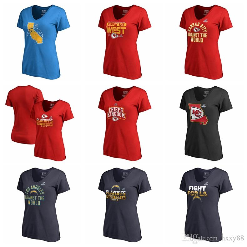 2019 Kansas City Chiefs Los Angeles Chargers Pro Line By Fanatics