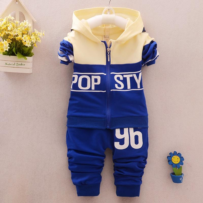 1ceb6e7a2 2019 Good Quality Baby Boys Clothing Set Infant Boy Clothes Hoodies ...
