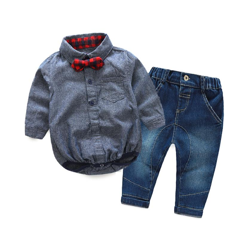 51e9565be43d Baby Newborn Boy Clothes Sets New Year Gift Boys Baby Romper Tops ...