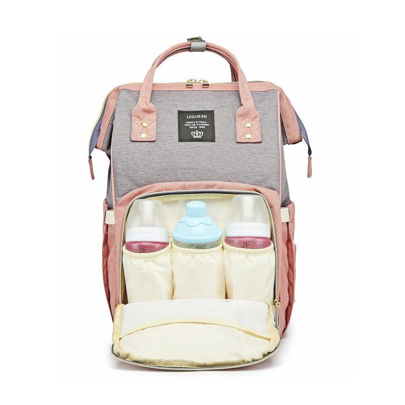 Acquista Zaino Da Donna Multifunzionale Da Viaggio Di Grande Capacità Mamma  Baby Carry Care Borse Maternity Napping Nursing Pouch Accessori Forniture A  ... 0d9740e2410