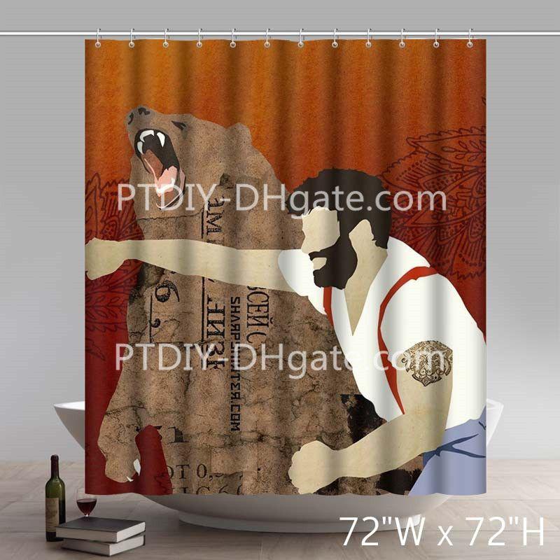 Cheap Shower Curtains Modern Best Curtain Rings Hooks
