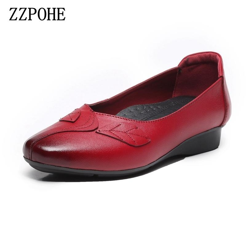 Spring Shoes New Mothers Designer 2019 Zzpohe And Autumn Dress 8wv0OmNPyn