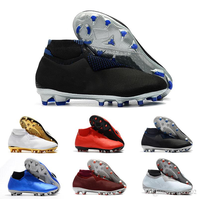 f2d14a244 2019 2019 Newest Soccer Cleats Phantom VSN Shadow Elite DF FG AG Football  Boots Indoor Wholesale Dropshipping Academy Soccer Shoes Large Order From  Sports02 ...