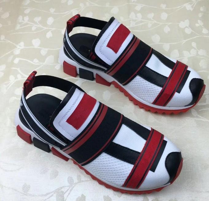 2019 new Korean version of the wild simple retro students Harajuku style ulzzang Roman shoes sandals for men and women