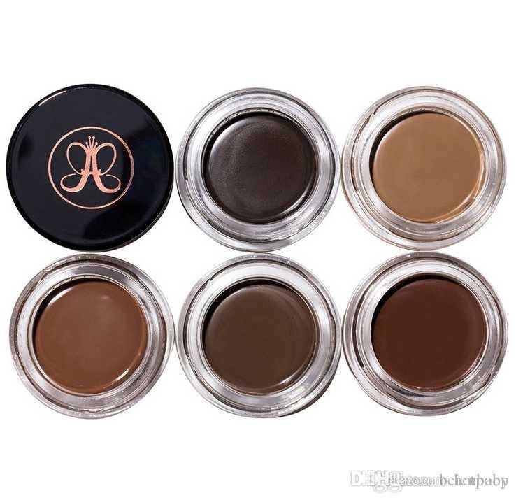 new anastasia beverly hills HOT dipbrow Pomade Medium Brown Waterproof  Makeup Eyebrow 4g Blonde Chocolate Dark Brown