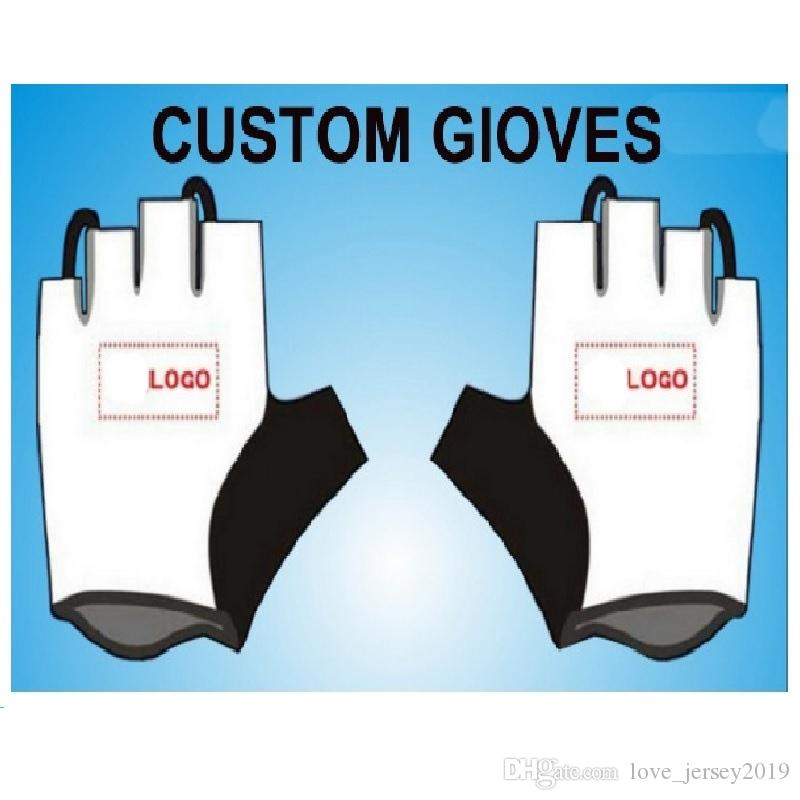2018 Custom Full Fingers Cycling Gloves MTB Breathable Skidproof Wearable  ciclismo Luva Bike Gloves Slip High Quality #288104