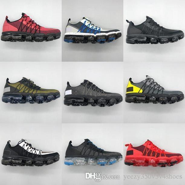 2019 New Run UTILITY Schuhe Herren dreifach weiß schwarz Olive Burgund Crush Designer Herren Turnschuhe Turnschuhe 40 45