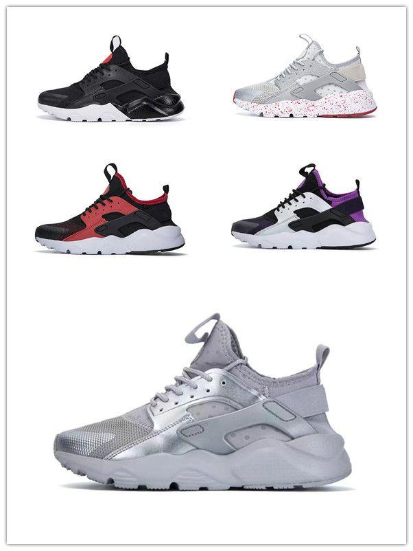 4d1db3f47 Hot Sale Newest Huarache Running Shoes Men Women,Green White Black ...