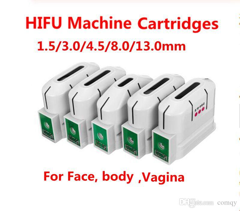 خراطيش استبدال 10000 طلقات لارتفاع الكثافة التركيز بالموجات فوق الصوتية آلة HIFU الوجه رفع الجلد إزالة التجاعيد مكافحة الشيخوخة