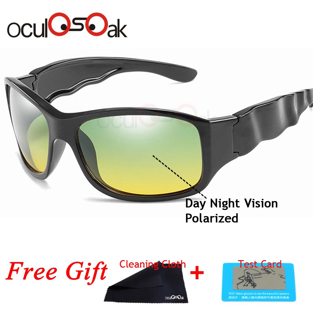 1f5adf132cf4 Day Night Vision Polarized Glasses Multifunction Men Polarized ...