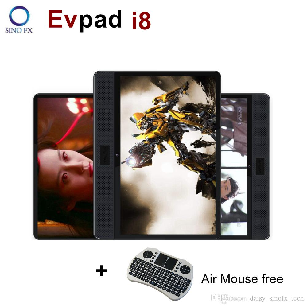 2019 Latest 10 1 inch Evpad i8 Evpad tablet i8 Android 7 1 2G/32G dual WiFi  Bluetooth for life time TV Live Channels updated from Evpad i7
