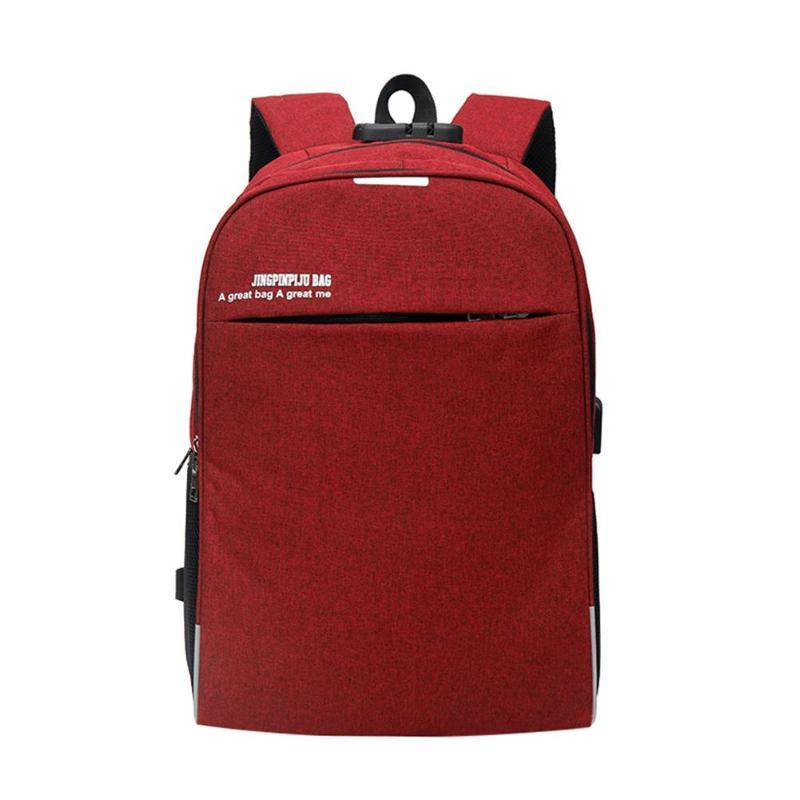 337b3766b5 Men Bag USB Charging Laptop New Backpack Anti Theft Women School Bags For  Teenage Girls College Men Travel Backpack Unisex Mesh Backpack Justice  Backpacks ...