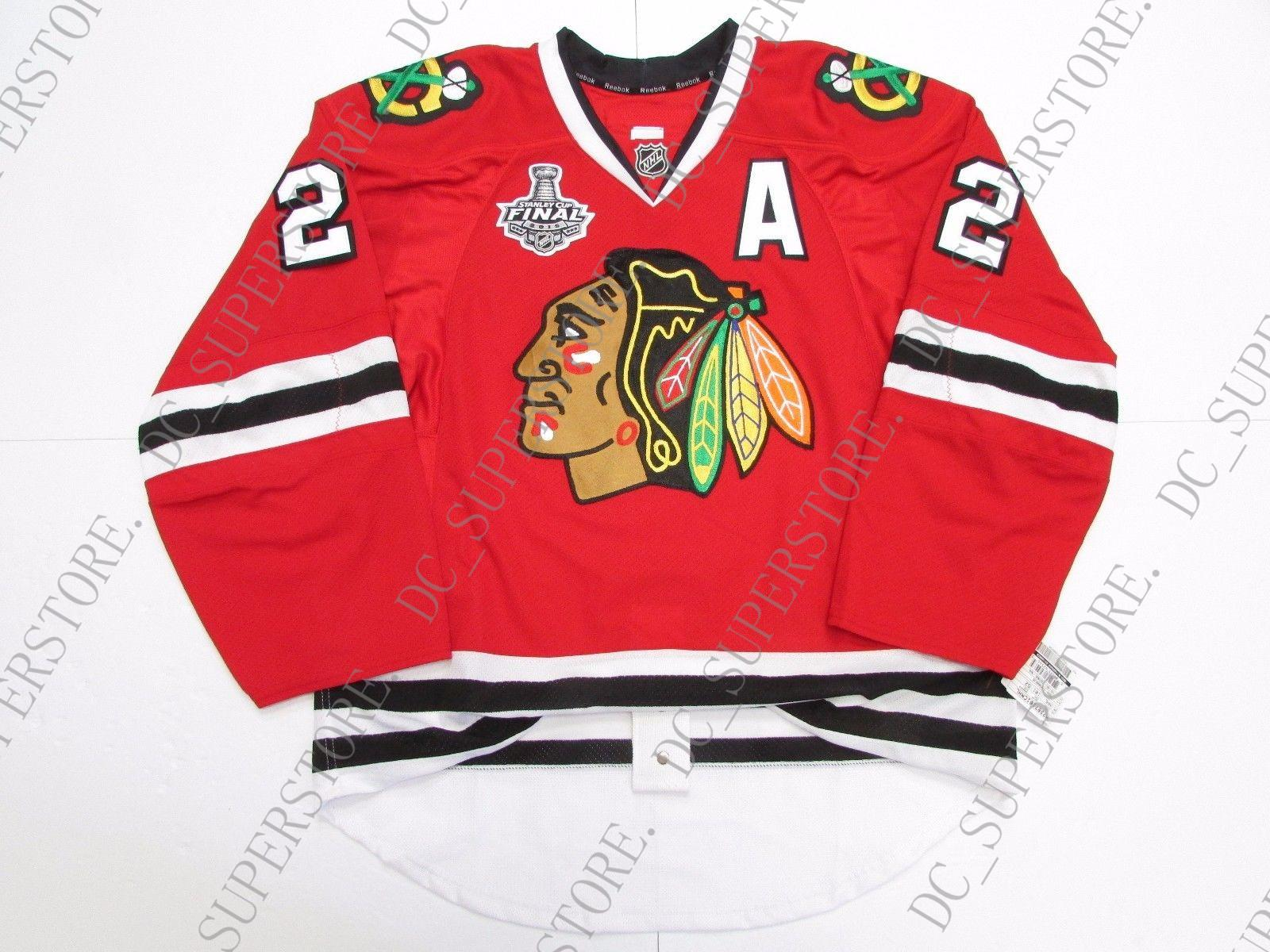 c9076abf935 2019 Cheap Custom KEITH CHICAGO BLACKHAWKS TEAM ISSUED 2015 STANLEY CUP  JERSEY Stitch Add Any Number Any Name Mens Hockey Jersey XS 5XL From  Dc superstore