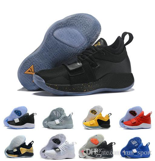 buy online 1726d 08986 ... X University Red MOON EXPLORACIÓN PG 2 Racer Azul Amarillo Blanco Negro  Gris MVP Hombres Paul George Zapatos 7 12 A  89.37 Del Run sport   DHgate. Com