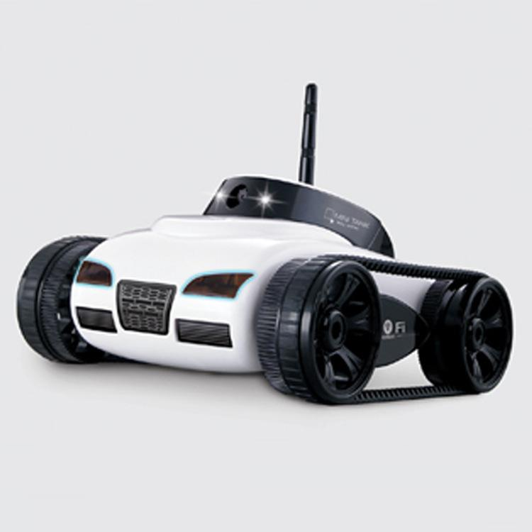Rc Car With Camera 777 -270 Wifi Remote Control Toy Tank Fpv Camera Support  Ios Android Iphone Ipad Ipod Controller Gift Fswb