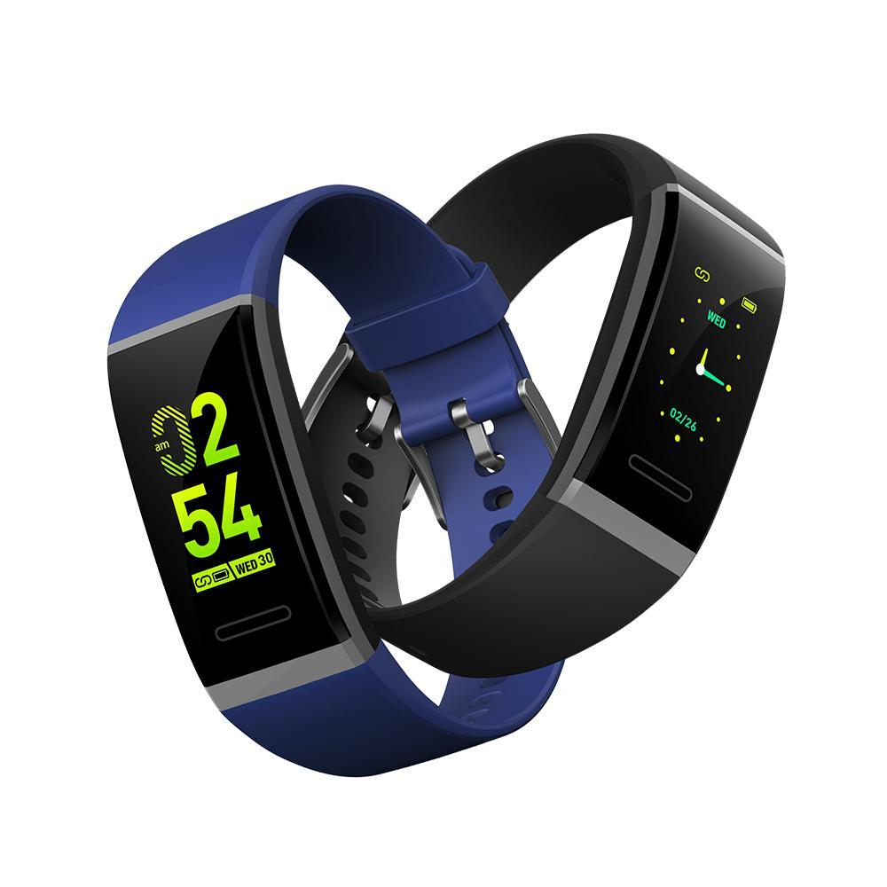 Fitness & Bodybuilding 116 Plus Farbe Bildschirm Smart Armband D13 Echt-zeit Herz Rate Großen Bildschirm Blutdruck Schlaf Ip67 Wasserdichte Smart Uhr Neue Fitnessgeräte